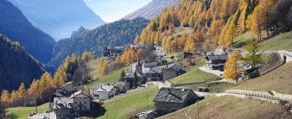 Appartamenti Vacanze Valle D Aosta